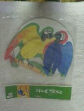 Danish Denmark Exotic Birds Hanging Decoration Paper New