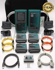 Fluke Microtest OMNIScanner 2 Cat6 OMNI SM MM Fiber