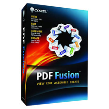 Corel PDF Fusion 2020⭐Easily Create and Edit PDF⭐Lifetime Key⭐Fast Delivery🚚