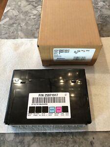 New Genuine GM 25971917 Body Control Module OEM 2007-2011 Tahoe Yukon Silverado