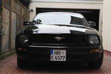 Ford Mustang Cabrio im Hamburger Westen