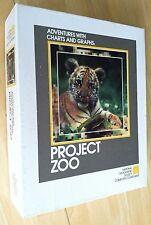 Project Zoo by National Geographic for Apple IIe 128k,IIc,IIgs 1987 ii