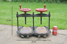 old shoemakers hydro press by STANDARD ENGINEERING Leicester - FREE POSTAGE