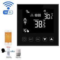 Central Heating Room Thermostat Wifi Alexa Underfloor Heating Smart Controller