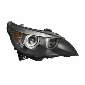 FOR BMW 5 SERIES 2008 - 2010 HEADLIGHT (HALOGEN ONLY!!!!!!) RIGHT PASSENGER SIDE