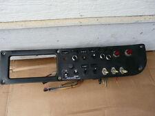 PETERBILT 379 Interior Dash Panel Control Switch Switches