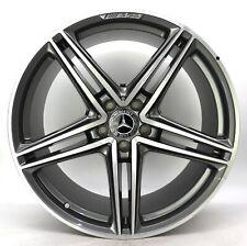 1x 20Zoll Original Mercedes GT C C190 AMG Alufelge A1904011900 12x20 ET46 HA