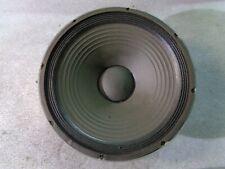 "Electro Voice EVM 15L 15"" Woofer Driver Speaker 100% TESTED + WORKING"