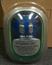 Belkin PureAV HDMI cable. 16ft/ 4.9m long. NOS. $10 only!