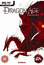 Dragon Age: Origins (PC) NEW & Sealed - Despatched from UK