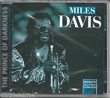 Miles Davis. The Prince of Darkness (2000) CD NUOVO Night in Tunisia. Lady Bird