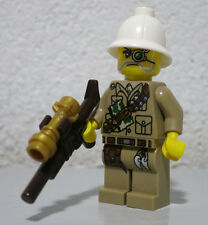 Major Quinton Steele Monster Fighters 9466 9463 Lego Minifigure Mini Figure