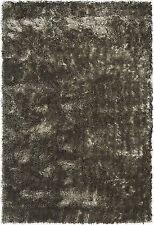 Safavieh Paris Shag Collection SG511-7575 Silver Polyester Area Rug (3' x 5')