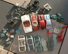 Liasse, Collection Model voitures, pièces. Schuco, Porsche, Mercedes