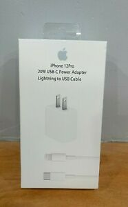 NEW Sealed iPhone 12 / 13 Pro/12 /13 Pro Max/iPad 20W Power Adapter Fast Charger
