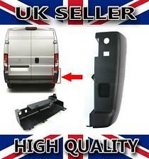 CITROEN RELAY PEUGEOT BOXER FIAT DUCATO REAR BUMPER END CORNER RIGHT O/S 2006>
