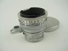 Cine Kodak Ektar 15mm f/2.7 Anastigmat in Kodak M Mount Lens #EY04595