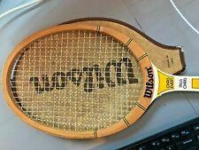 Wilson Chris Evert Miss CHRIS Tennis Racket with cover