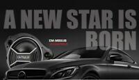 20 cm Subwoofer Basslautsprecher für Mercedes C-Klasse, GLC, E-Klasse, S-Klasse