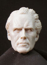 "Tête sculptée. CLINT EASTWOOD  head sculpt 12"" Figurines échelle 1:6 scale"