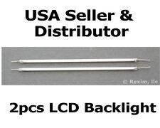 """2pcs LCD BACKLIGHT LAMP HP Pavilion DV6 DV6T DV6Z G60 HDX X16 X16t 16"""" WXGA"""