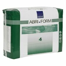 Package of 6 Abena Abri-Form L4 Adult Diapers - Plastic Backed