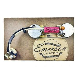Emerson Custom P-Bass Precision Bass Prewired Kit