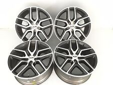 """20"""" Ford Explorer Sport Wheels Rims OEM Specs Replacement New Set of 4 10061"""