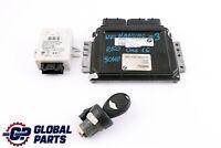BMW MINI One 1.6i R50 W10 90HP Engine ECU Kit DME + EWS + Key 7514587 Manual