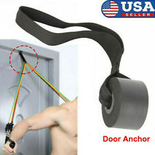 US Home Exercise Yoga Over Door Anchor for Fitness Resistance Bands Elastic Tube