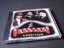 Visions - Cherokee  music CD Mohawk Records 1997,album,alternative country