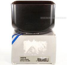 Boxed Hasselblad B70 110-250 Lens Hood for F & FE Planar 110 f2 Sonnar 150 f2.8