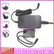 EH-5A +EP-5A AC adapter For Nikon D3100 D3200 D3300 D5100 D5200 camera EN-EL14