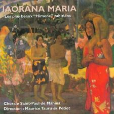 IAORANA MARIA - LES PLUS BEAUX HIMENE TAHITIENS - 16 TRACK MUSIC CD - NEW - G690