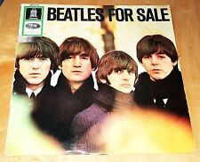 The 'Beatles for Sale' vinyl Mono-1st Issue-GERMANY Odeon-EMI#SMO 83790 w jacket