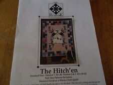 "The Patchwork Collection Quilt Pattern ""The Hitch'en"""