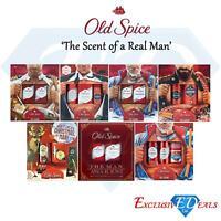 Old Spice Men's Gift Set Collection - Fragrance Shower Gel / Deodorant Present