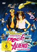 VOYAGE OF THE ROCK ALIENS - FARGO,JAMES   DVD NEU