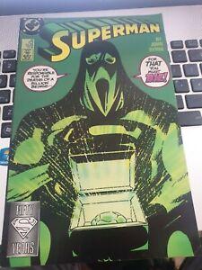 SUPERMAN #22  DC COMICS