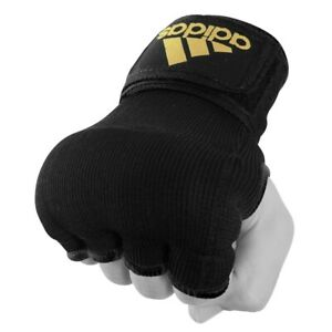 Adidas Inner Boxing Hand Wraps Padded Gloves Adult Knuckle Pads MMA Handwraps