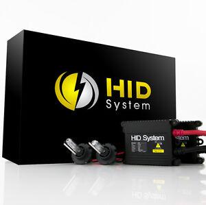 SLIM HID Xenon Kit 55W H3 H7 H11 H1 HB4 Kit 3000K 6000K 8000K 10000K 12000K