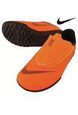NIKE JR VAPOR 12 CLUB PS TF FOOTBALL BOOTS SIZE 13 (EUR31.5) BNIB ORANGE VELCRO