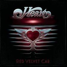 Heart - Red Velvet Car [New CD]