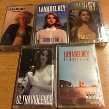Lana Del Rey - Cassette Lot  (shipping from 08/27)