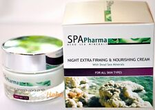 Dead Sea Minerals Night Cream Beauty Mud Anti Aging Relax Lifting facial product
