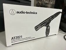 Audio Tech AT2021 Condenser Wired Professional Microphone New