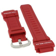 Watch Strap Casio  G Shock G-9300RD-4 GW-9300 MUDMAN