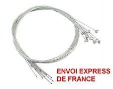 5x cable 1m75 cable Cuerda de Freno Delantero Parte trasera Bicicleta Route