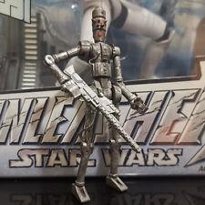 """STAR WARS the clone wars IG-86 assassin dorid 3.75"""" tcw CW18"""