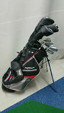 WILSON PROSTAFF HDX MEN'S GOLF SET PACKAGE, RIGHT HAND, GRAPHITE- BOXED